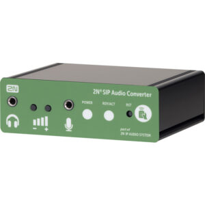 2N SIP Audio Converter Standalone Box