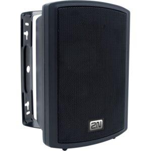 2N SIP Speaker wall mounted - Black