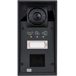 2N IP Force with 1 Button, HD Camera, Pictograms, RFID Reader Slot and 10W Speaker