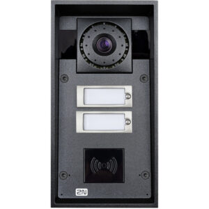 2N IP Force with 2 Buttons, HD Camera, RFID Reader Slot and 10W Speaker