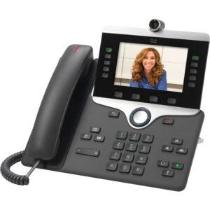 Cisco 8865 Multiplatform SIP Video Phone