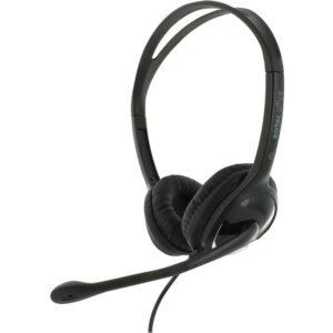 Eartec 150 Black Binaural USB Headset
