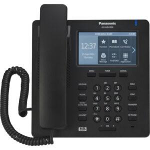 Panasonic KX-HDV330 IP Desk Phone (Black)