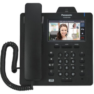 Panasonic KX-HDV430 IP Video Phone (Black)