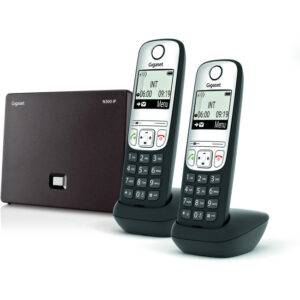 Gigaset N300IP with 2 A690HX handsets