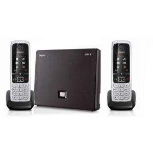 Gigaset N300IP with 2 C430HX Handsets