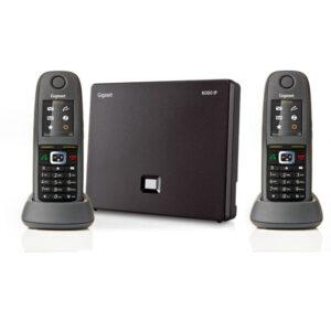 Gigaset N300IP with 2 R650H PRO Handsets