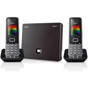 Gigaset N300IP with 2 S650H Handsets