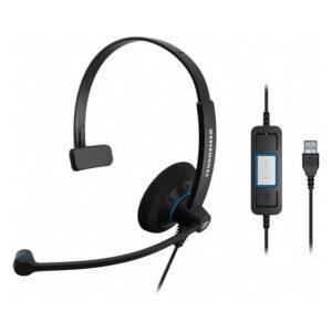 EPOS   Sennheiser IMPACT SC 30 USB Headset