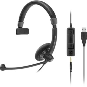 EPOS   Sennheiser Culture Plus SC 45 USB CTRL Headset