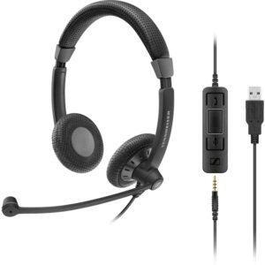 EPOS   Sennheiser Culture Plus SC 75 USB CTRL Headset