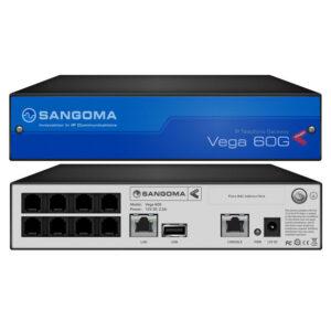 Sangoma Vega 60G 8 FXO Analogue Gateway