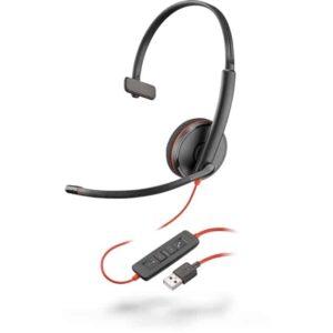 Plantronics Blackwire 3210 USB Headset