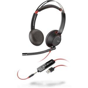 Plantronics Blackwire C5220 USB Binaural Headset