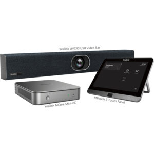 Yealink MVC400 Video Conferencing Kit for Small Meeting Rooms